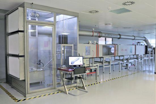 ULPATEK Filtre 2019 Yılında, ULPALAB Test Laboratuvarında Ar-Ge Çalışmalarına Devam Ediyor