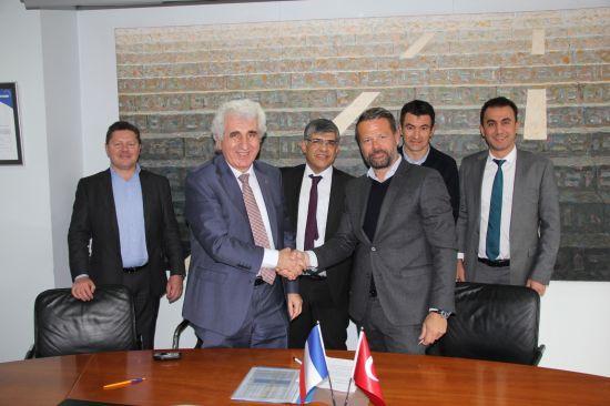 Friterm,Hamon D'Hondt ile Partnerlik Anlaşması İmzaladı