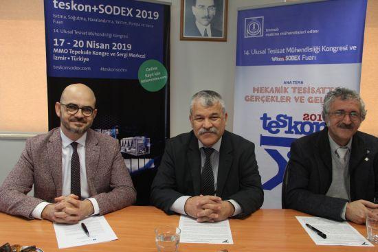 Teskon 2019, 17-20 Nisan'da İzmir'de