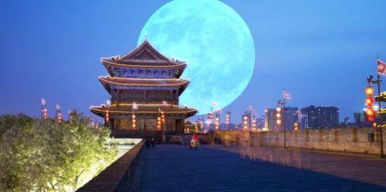 """Çin'in çılgın projeleri geliyor: """"Yapay Ay"""" ve """"Yapay Güneş"""""""
