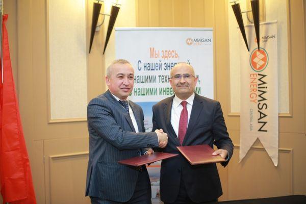 Orta Asya Şehirleri Mimsan Grup Teknolojisi ile Isınacak