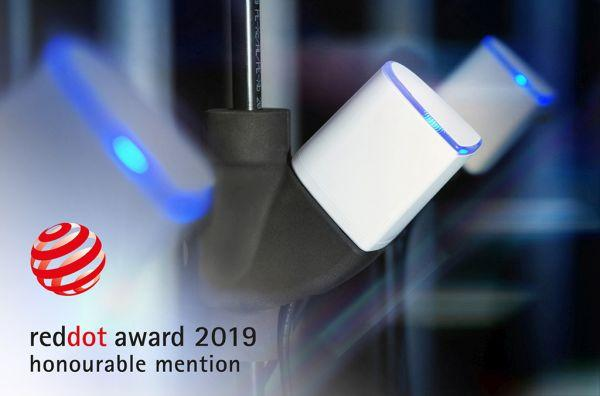 Hycleen Automation System'e Red Dot'tan Mansiyon Ödülü