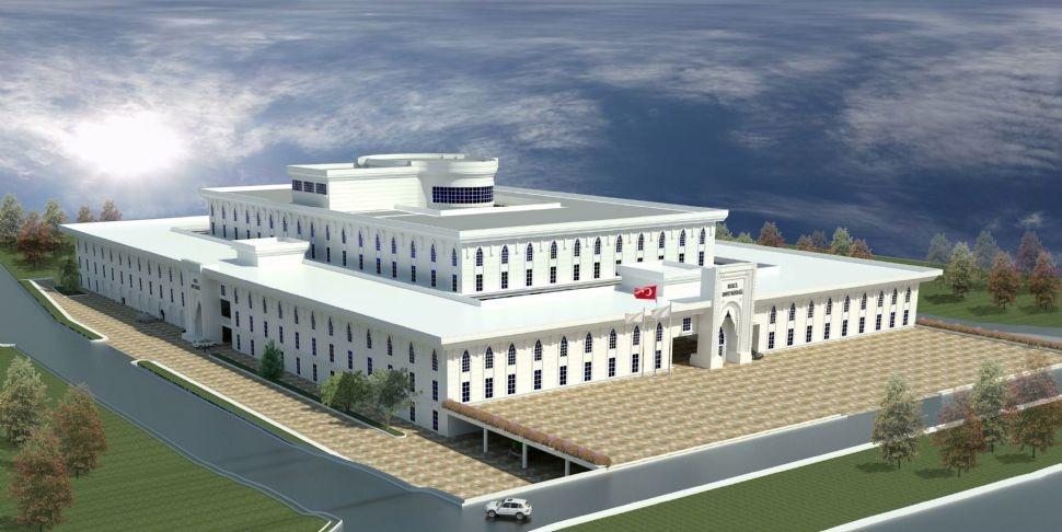 Kocaeli İl Emniyet Müdürlüğü'nün Yeni Hizmet Yapısının Havalandırılması ALDAĞ A.Ş. Tarafından Sağlanacak