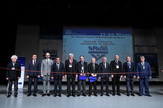 teskon+SODEX Fuarı, İklimlendirme Sektörünü İzmir'de Buluşturdu