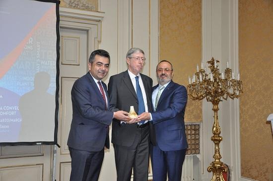 """""""Mostra Convegno Expocomfort 2020 Türkiye Partner Ülke"""" Basın Lansmanı Yapıldı"""