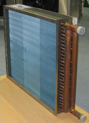 Resim 2. Örnek Hijyenik Santral Bataryası