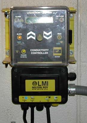 Suda iletkenlik kontrol cihazı
