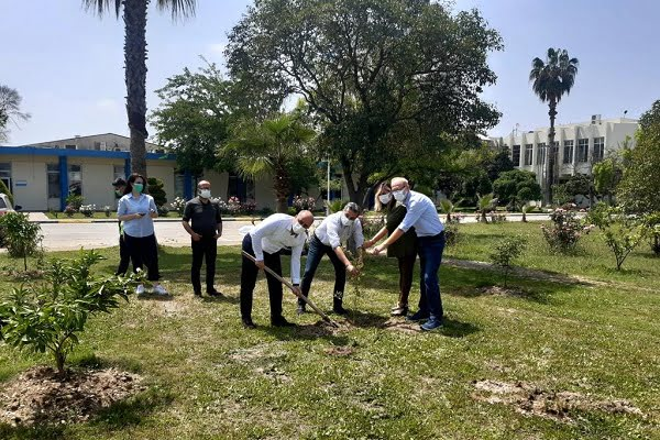 Wavin'den Kuruluşunun 50. Yılına Özel 50. Yıl Bahçesi