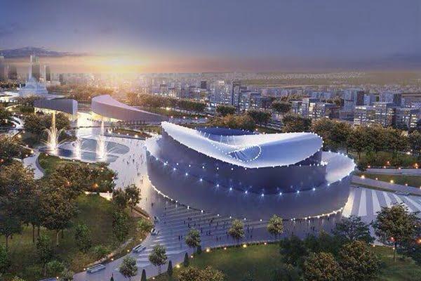 İşte Kazakistan Çimkent Kentsel Dönüşüm Projesinin Tercihi