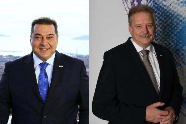 Bosch Türkiye ve Ortadoğu Başkanlığında Bayrak Değişimi