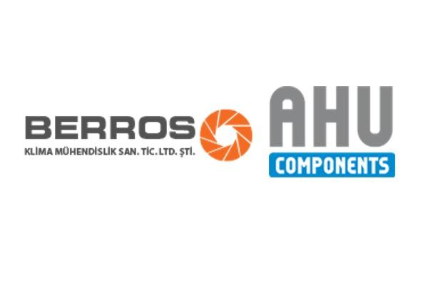 AHU Components Klima Santrali Aksesuarları Artık Berros Klima Bünyesinde