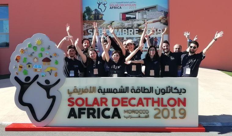 """Türkiye'yi Solar Decathlon Fas'ta Temsil Edecek """"ReYard"""" Evi Tanıtıldı"""