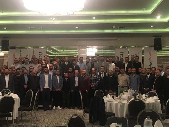 Cantaş ve Embraco, Ankara'daki Müşterileri ile Buluştu