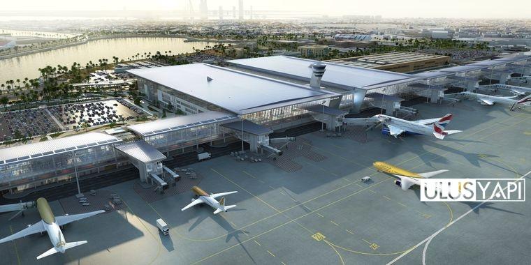 ADVERTORIAL: Bahreyn Havaalanı'nda Ulus Yapı Mühendisliğiyle Acrefine ve Gripple Çözümleri