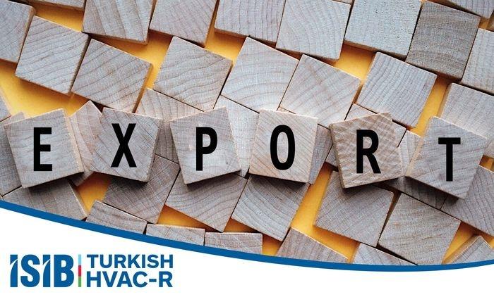 İklimlendirme sektörü ihracat/ithalat dengesinde artıya geçti