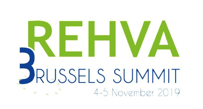 REHVA Brüksel Zirvesi, 4-5 Kasım'da
