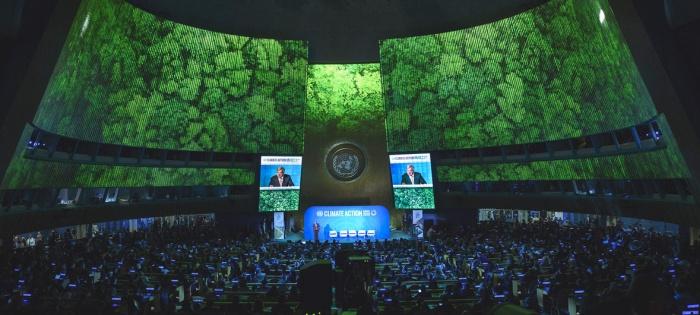 İklim Eylemi Zirvesi'nde Avrupa Isıtma ve Soğutma Endüstrisinin Sürdürülebilir Soğutma Taahhütleri
