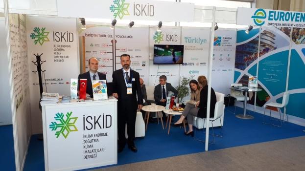 İSKİD Standı ve Organizasyonları, ISK-SODEX İstanbul 2019'da Yoğun İlgi Gördü