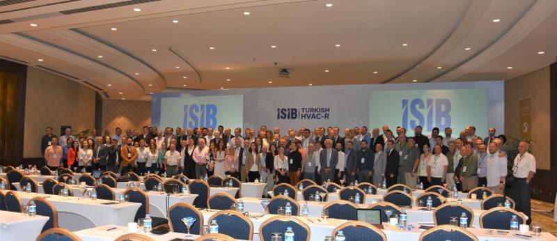 """İSİB 2019 Sektör Buluşma Toplantısı, """"Birlikte Daha Güçlüyüz"""" Sloganı ile Düzenlendi"""