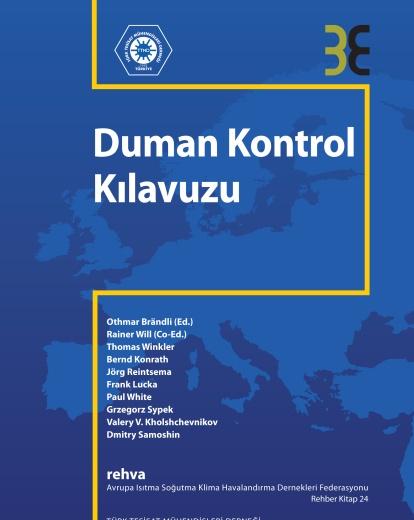TTMD'nin Yeni Kitabı Duman Kontrol Kılavuzu Yayımlandı