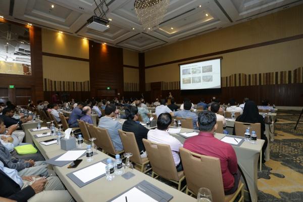 ASHRAE Qatar Oryx Chapter Semineri Systemair HSK Sponsorluğunda Gerçekleştirildi