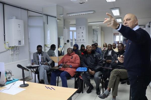UNIDO-CSG, İstanbul'da Somalili Teknisyenlere F-Gazlar ve Alternatifleri Konusunda Eğitim Verdi