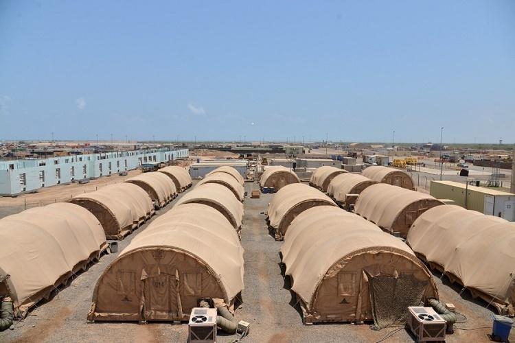 Camp Lemonnier Projesinde Nem Kontrollü ve Korozyon Korumalı AAON Rooftop Cihazları Tercih Edildi
