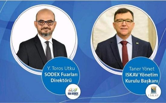 ISKAV Yönetim Kurulu Başkanı Taner Yönet, Online Konferansta Sektörle Buluştu