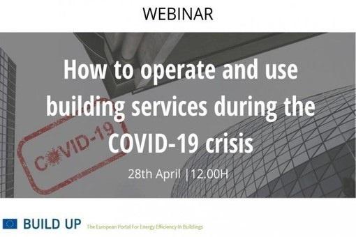 REHVA'nın Web Seminerinde COVID-19 Krizi Sürecinde HVAC Sistemlerinin İşletimi Ele Alındı