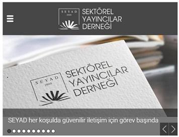 SEYAD, Web Sitesini Yeniledi