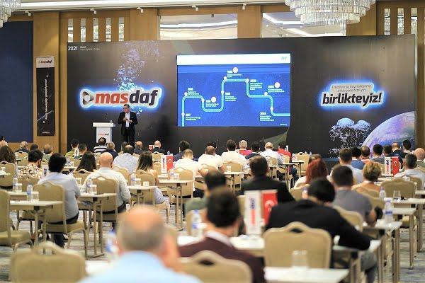 Masdaf, Antalya'da Sektörün Önde Gelenleri ile Buluştu
