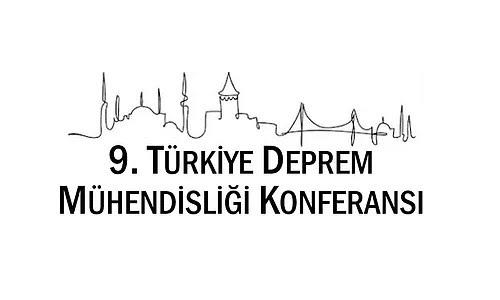 9. Türkiye Deprem Mühendisliği Konferansı 2-3 Haziran 2021'de