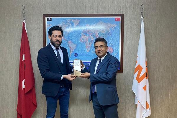 """Serkan Uzun: """"Amacımız 2023 sonuna kadar ihracat hacmimizi en az 2-3 kat artırmak"""""""