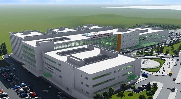 Yeni Yalova Devlet Hastanesi'nde Aldağ Tercih Edildi