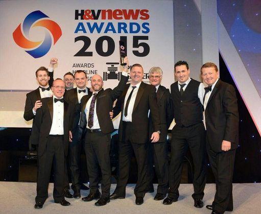 EndoTherm'e, İngiltere'den Birincilik Ödülü