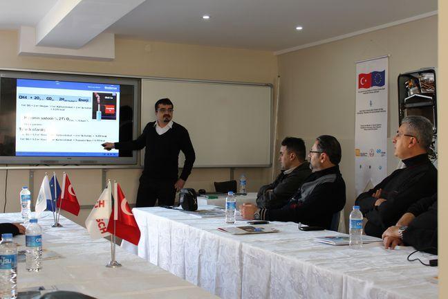 Gaz Yakıcı Cihazların Yurtiçi ve Yurtdışı Teknik Eğitimleri Tamamlandı
