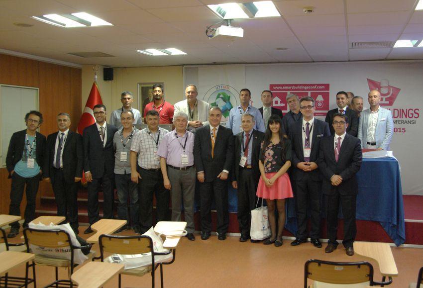 EEC, ISAF Smart Buildings Konferansı'na Sponsor Oldu