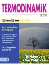 Termodinamik Dergisi