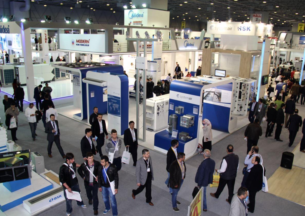 HVAC-R Endüstrisi, ISK-SODEX 2016