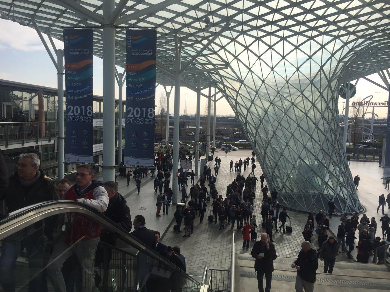 Mostra Convegno Expocomfort Fuarı Milano'da Düzenlendi