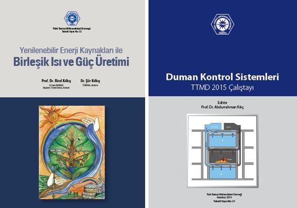 TTMD, Sektöre İki Yeni Kitap Kazandırdı