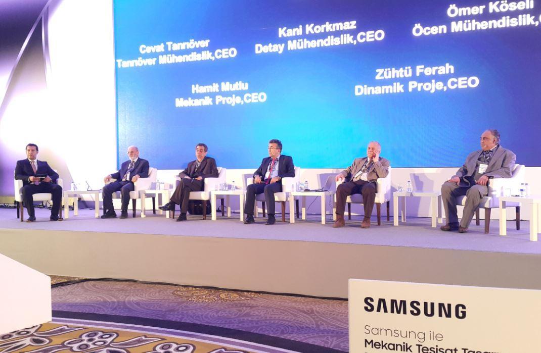 Samsung, İklimlendirme Sektörünün Profesyonelleri ile Bir Araya Geldi
