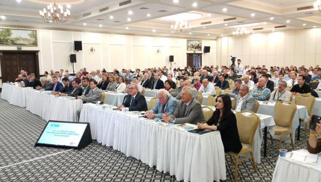 İSİB 2016 Sektör Buluşma Toplantısı Antalya'da Düzenlendi