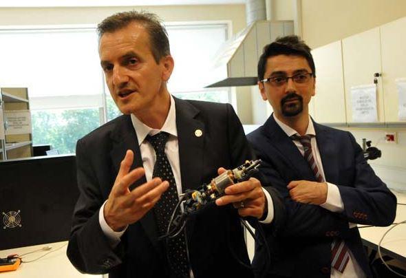 Türk Bilim İnsanları Milimetrik Motor Üretti