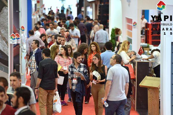 Yapı Fuarları – Turkeybuild, Yapı Sektörünü Ankara ve İzmir'de Buluşturuyor