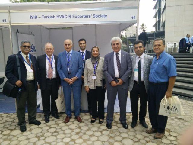 İSİB, Lübnan'da İklimlendirme Sektörel Ticaret Heyeti Programı Düzenledi