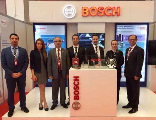 """Bosch Termoteknik'e 4. Kez Üst Üste """"En Başarılı Ar-Ge Merkezi"""" Ödülü"""