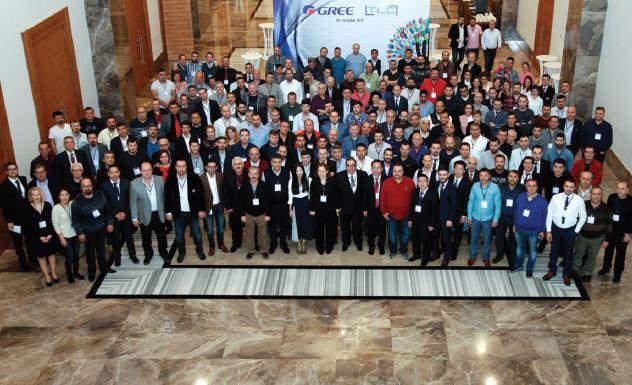 TLC Klima, Gree İş Ortakları 2017 Toplantısını Düzenledi