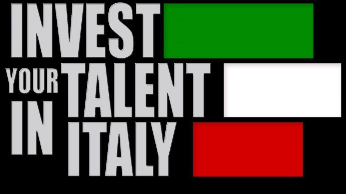 """""""Invest your Talent in Italy"""" İnisyatifi ile İtalya'da Burs İmkanı"""