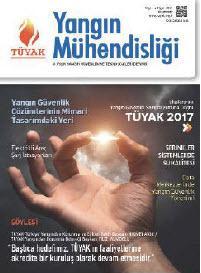 """""""TÜYAK Yangın Mühendisliği Dergisi"""" Çıkıyor"""